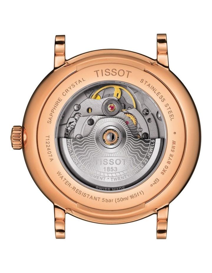 Carson Premium Powermatic 80 Watch T122.407.36.031.00 image 5