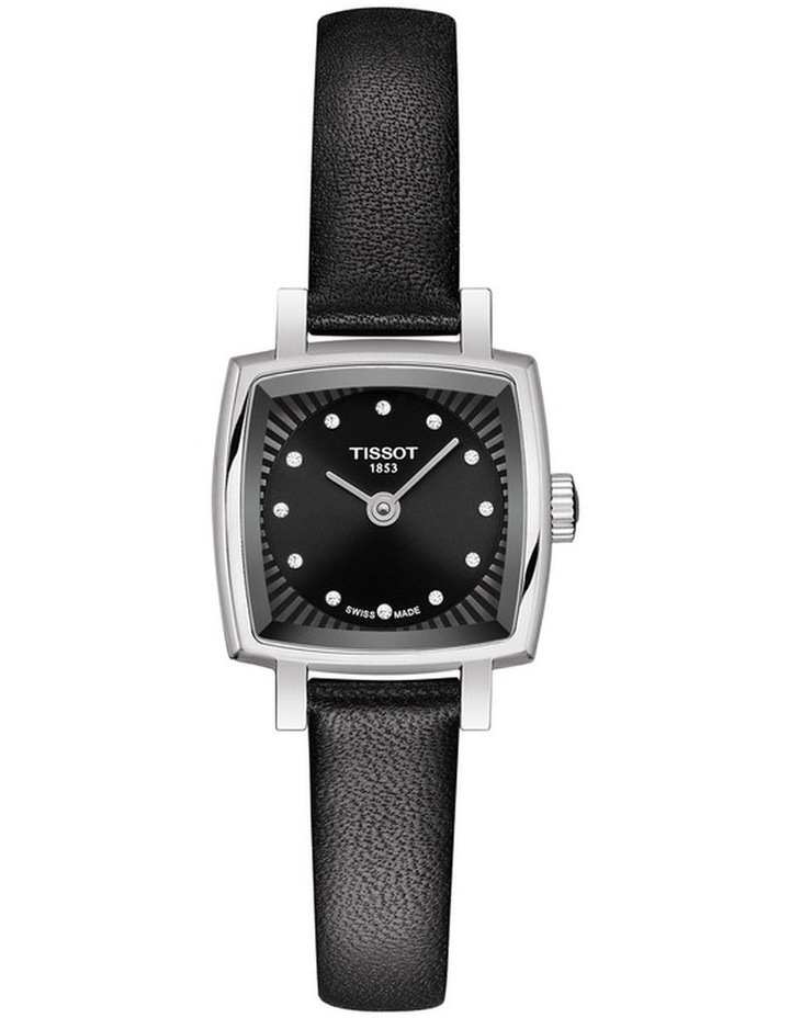 Lovely Square Watch T058.109.16.056.00 image 1