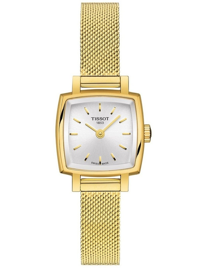 Lovely Square Watch T058.109.33.031.00 image 1