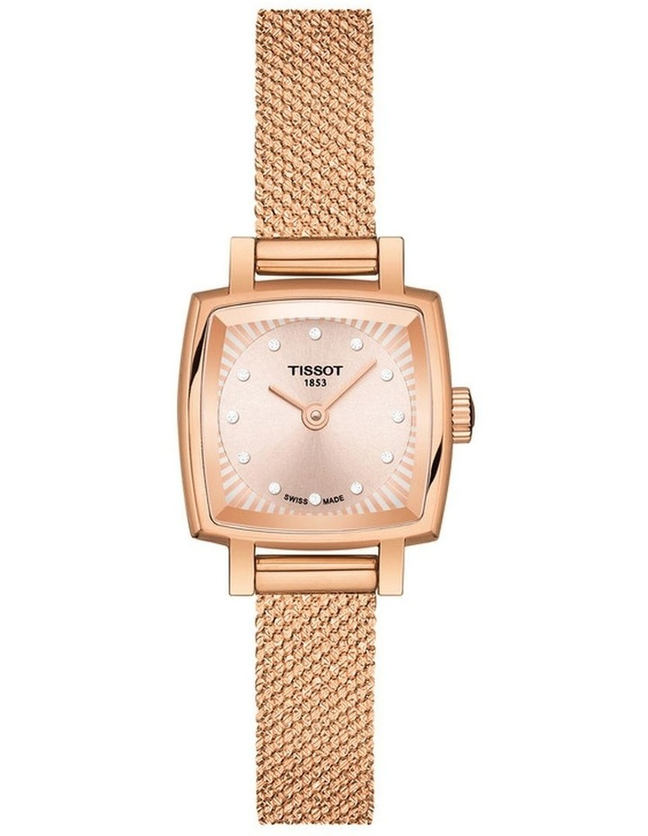 Lovely Square Watch T058.109.33.456.00 image 1