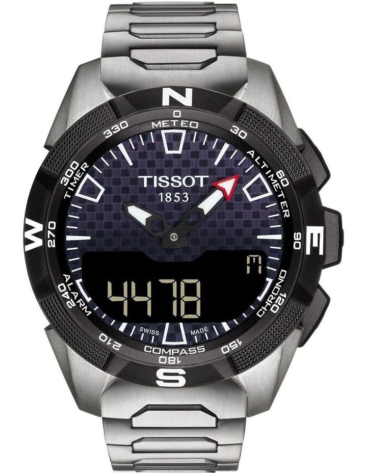 T-Touch Expert Solar II Watch T110.420.44.051.00 image 1