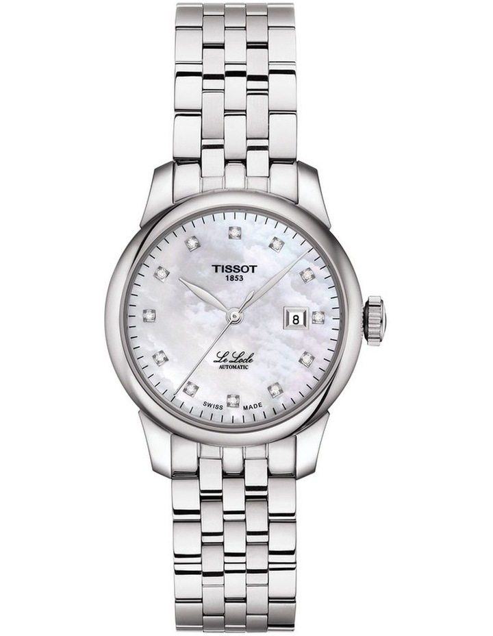 Le Locle Automatic Lady Watch T006.207.11.116.00 image 1