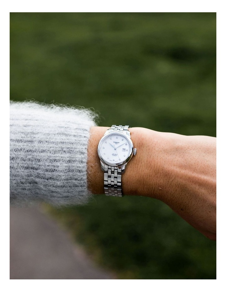 Le Locle Automatic Lady Watch T006.207.11.116.00 image 2