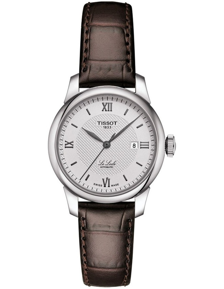 Le Locle Automatic Lady Watch T006.207.16.038.00 image 1