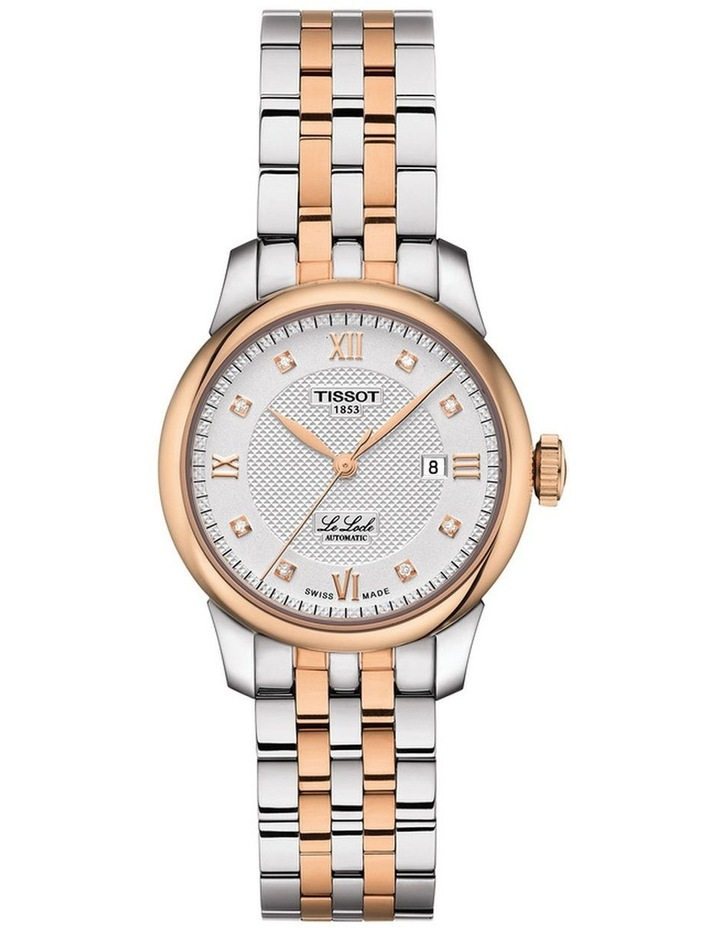 Le Locle Automatic Lady Watch T006.207.22.036.00 image 1