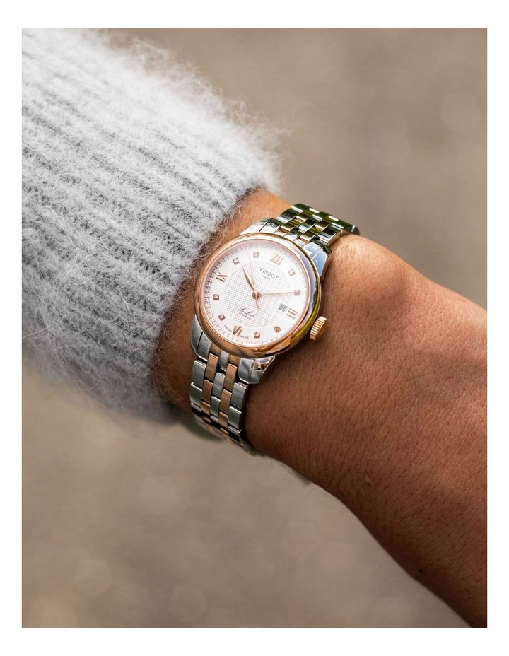 Le Locle Automatic Lady Watch T006.207.22.036.00 image 2