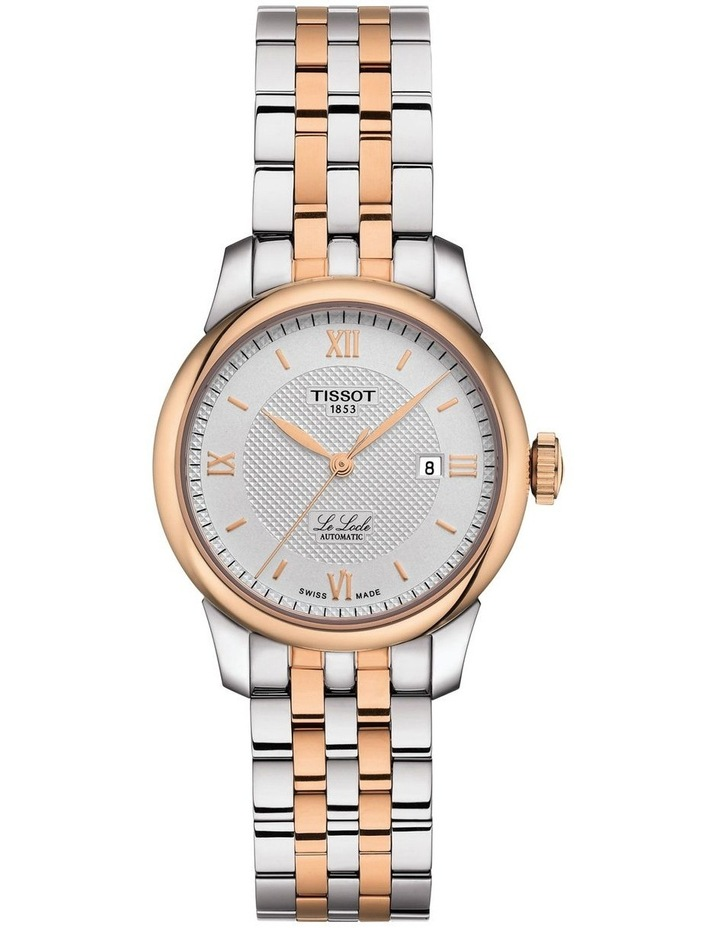 Le Locle Automatic Lady Watch T006.207.22.038.00 image 1