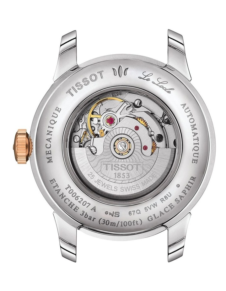 Le Locle Automatic Lady Watch T006.207.22.038.00 image 3
