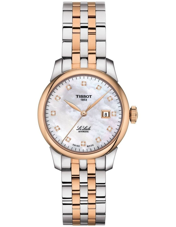 Le Locle Automatic Lady Watch T006.207.22.116.00 image 1