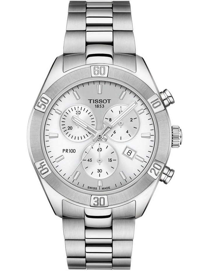PR 100 Sport Chic Chronograph Watch T101.917.11.031.00 image 1