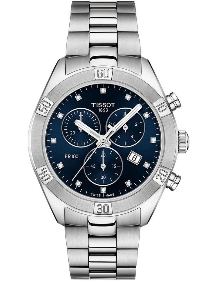 PR 100 Sport Chic Chronograph Watch T101.917.11.046.00 image 1