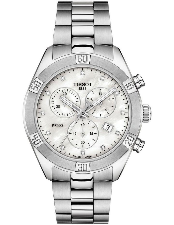 PR 100 Sport Chic Chronograph Watch T101.917.11.116.00 image 1