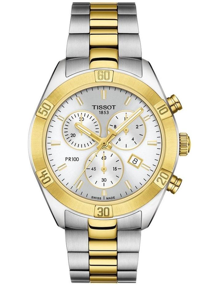 PR 100 Sport Chic Chronograph Watch T101.917.22.031.00 image 1