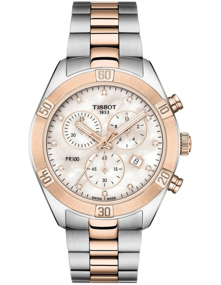 PR 100 Sport Chic Chronograph Watch T101.917.22.116.00 image 1