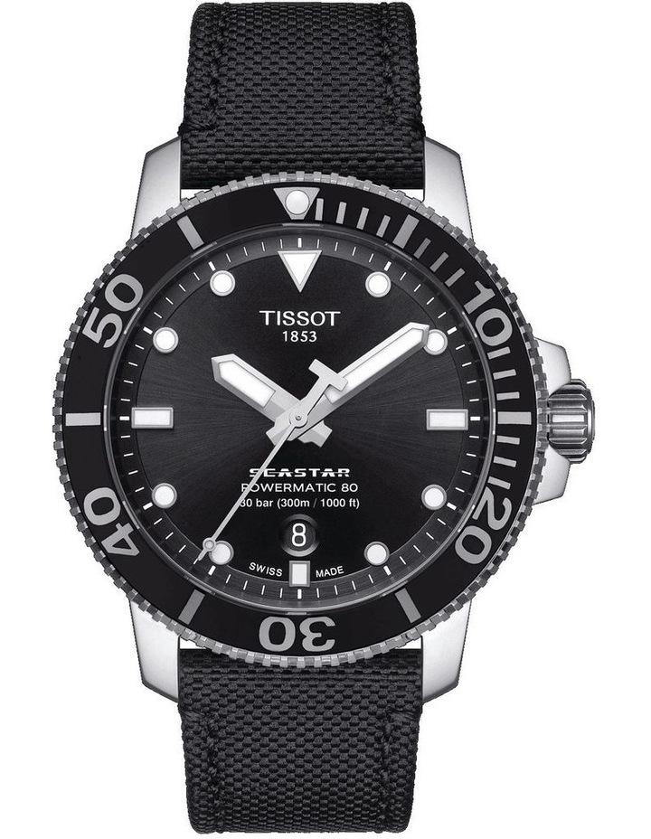 Seastar 1000 Powermatic 80 Watch T120.407.17.051.00 image 1
