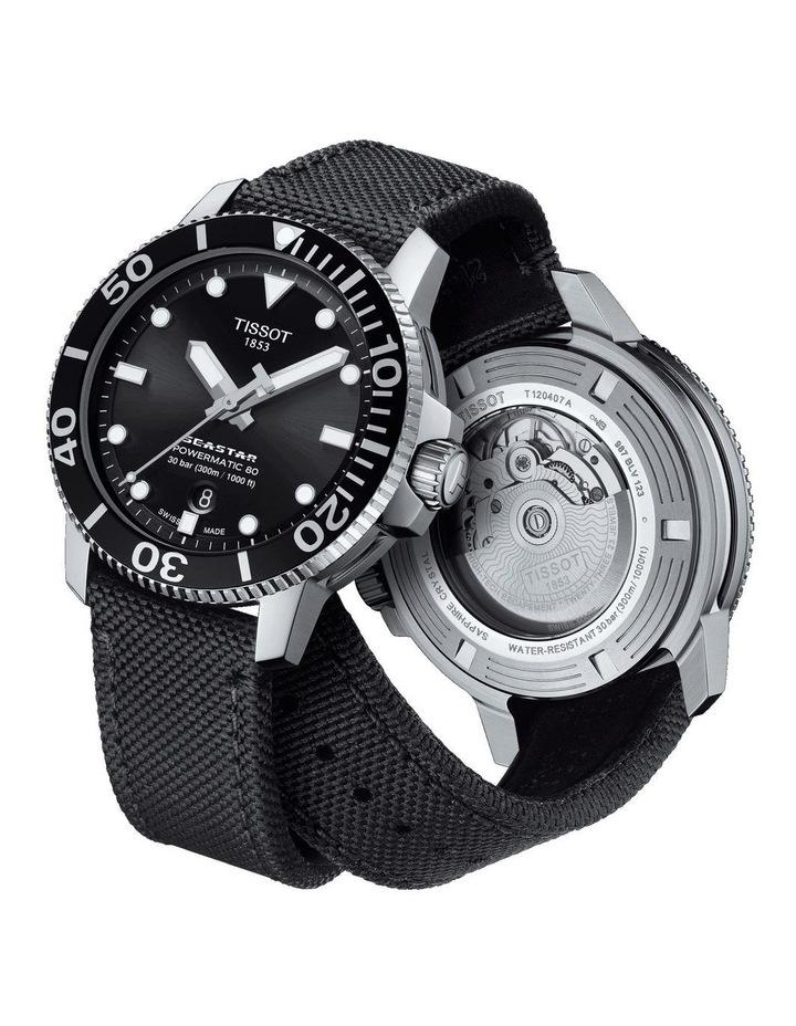 Seastar 1000 Powermatic 80 Watch T120.407.17.051.00 image 3