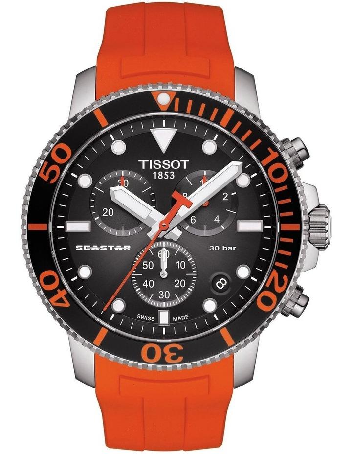 Seastar 1000 Chronograph Watch T120.417.17.051.01 image 1