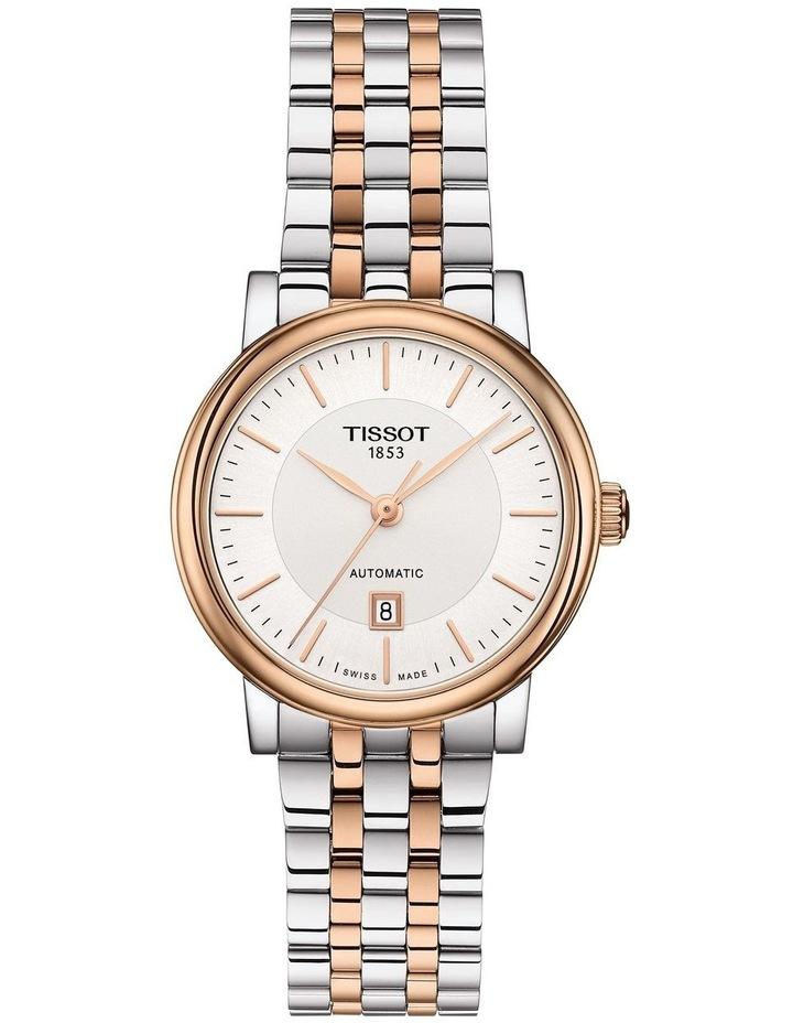 Carson Premium Automatic Lady Watch T122.207.22.031.01 image 1