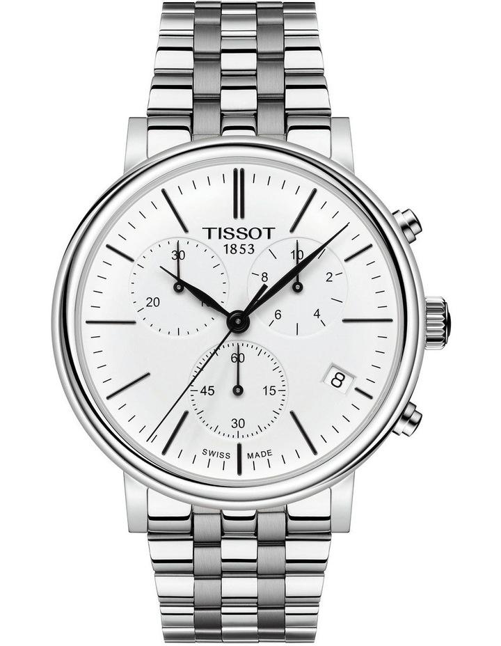 Carson Premium Chronograph Watch T122.417.11.011.00 image 1