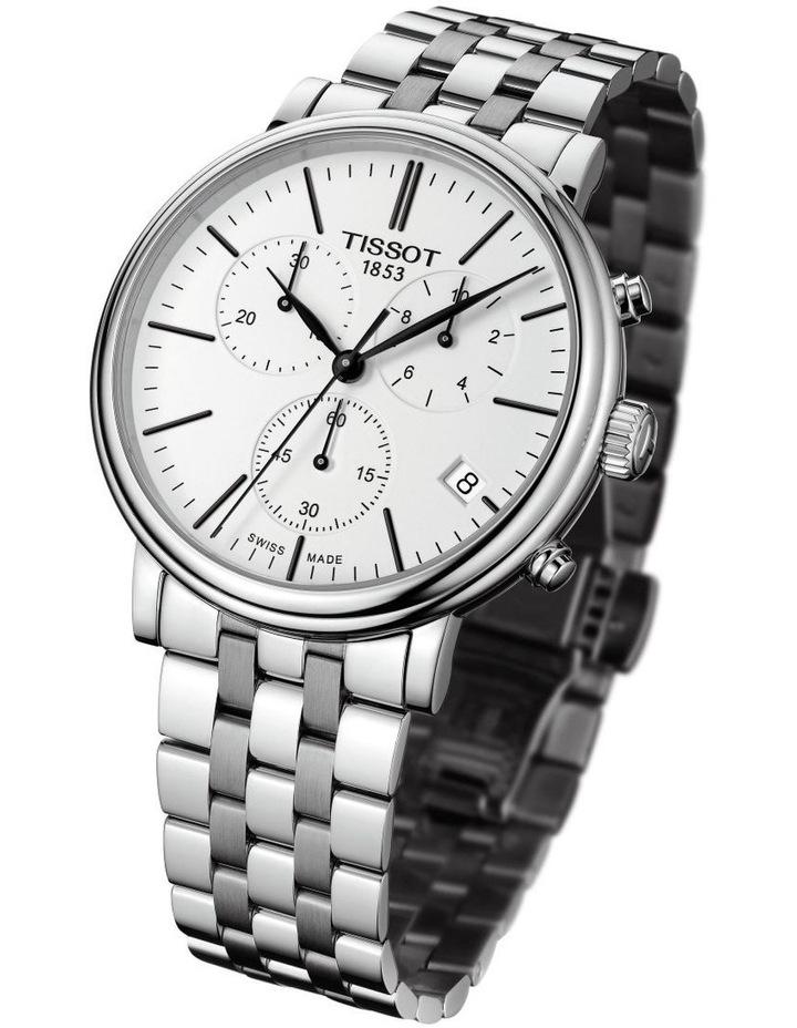 Carson Premium Chronograph Watch T122.417.11.011.00 image 2