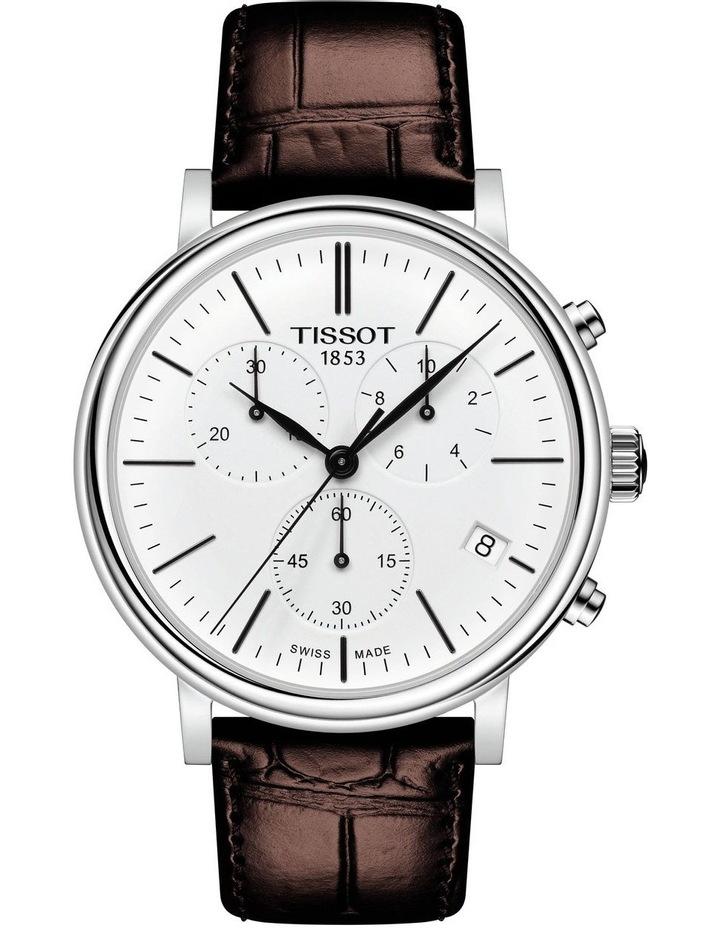 Carson Premium Chronograph Watch T122.417.16.011.00 image 1