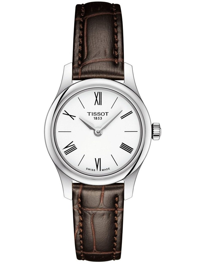 Tradition 5.5 Lady Watch T063.009.16.018.00 image 1
