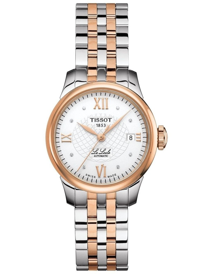 Le Locle Lady Automatic Watch T41.2.183.16 image 1