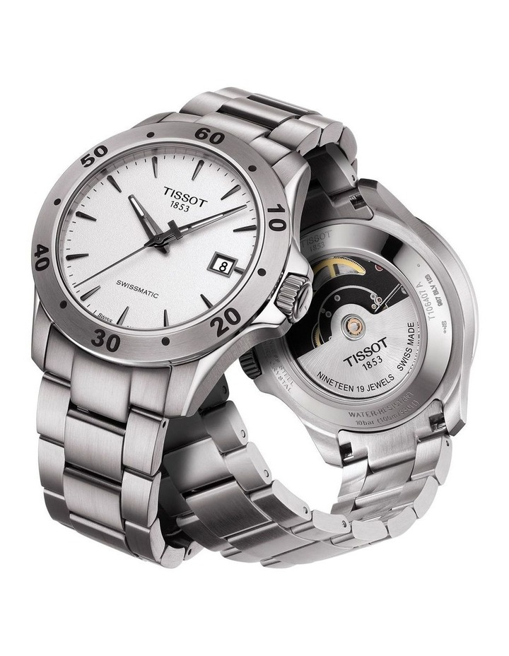 V8 Swissmatic Watch T106.407.11.031.01 image 3