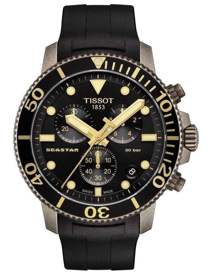 Seastar 1000 Chronograph Watch T120.417.37.051.01 image 1