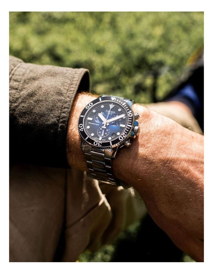 Seastar 1000 Chronograph Watch T120.417.11.041.01 image 2