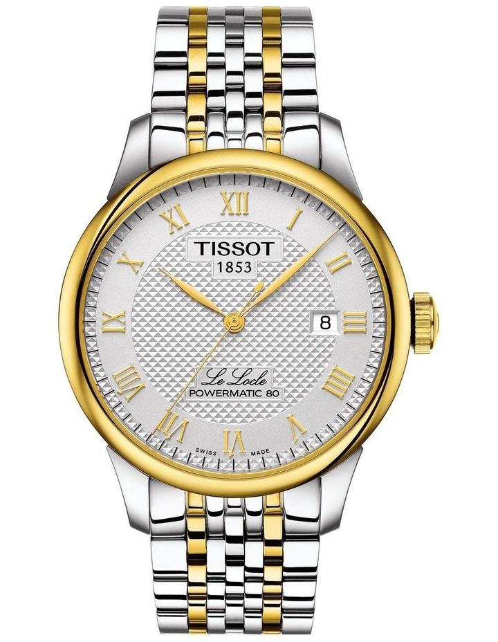 Le Locle Powermatic 80 Watch T006.407.22.033.01 image 1