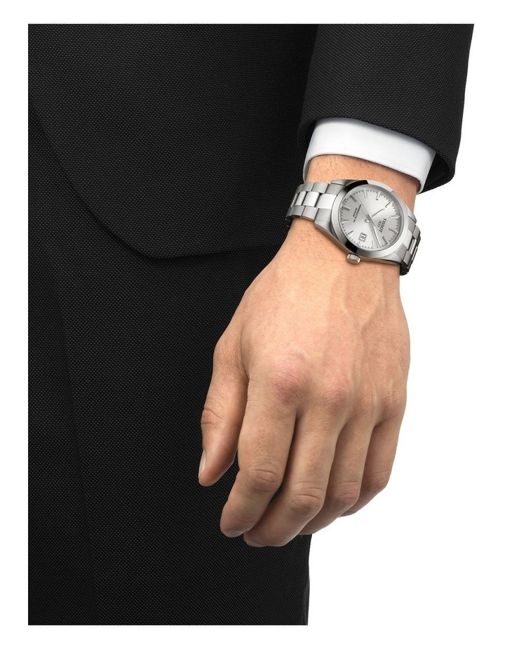 Gentleman Automatic Silicium Watch T127.407.11.031.00 image 4