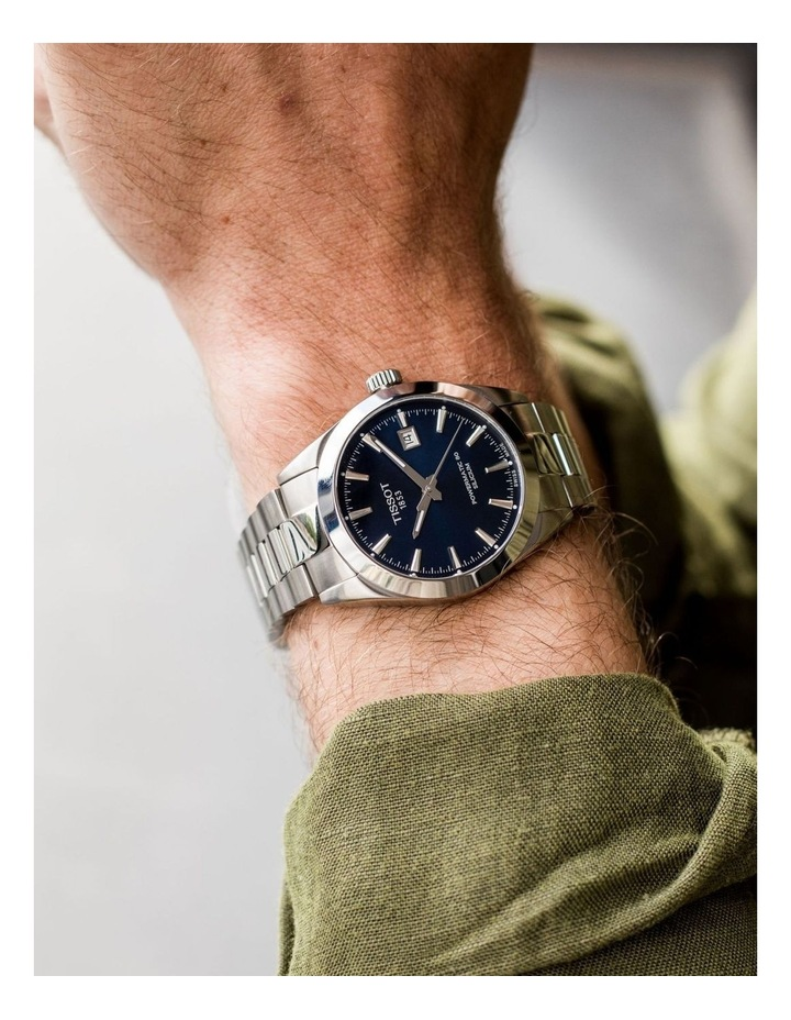 Gentleman Automatic Silicium Watch T127.407.11.041.00 image 2