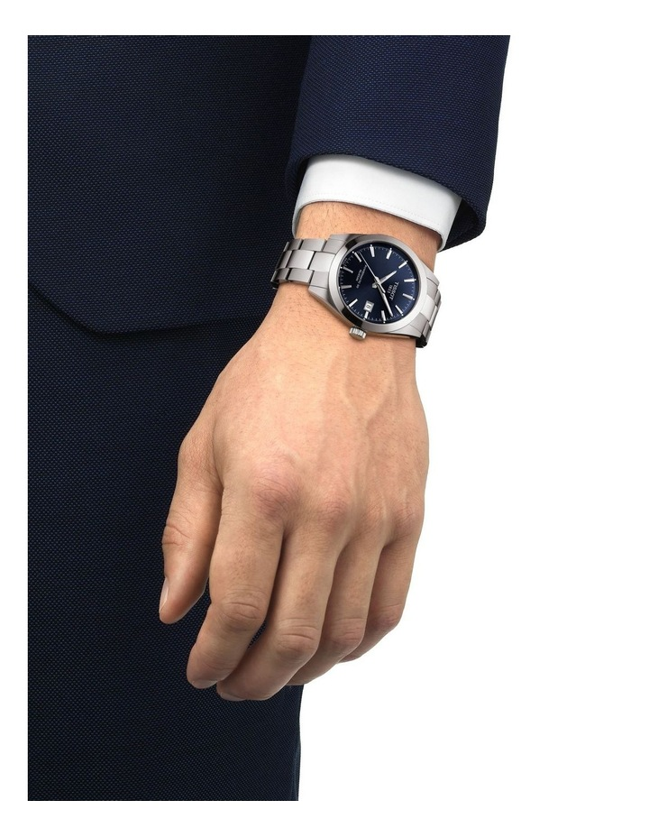 Gentleman Automatic Silicium Watch T127.407.11.041.00 image 3