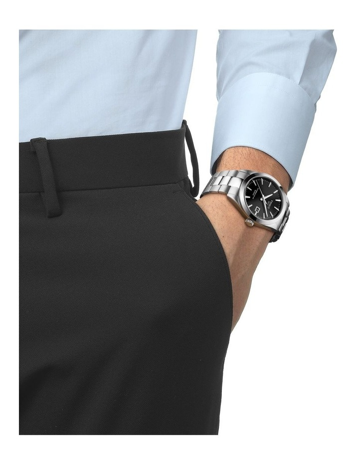 Gentleman Automatic Silicium Watch T127.407.11.051.00 image 4