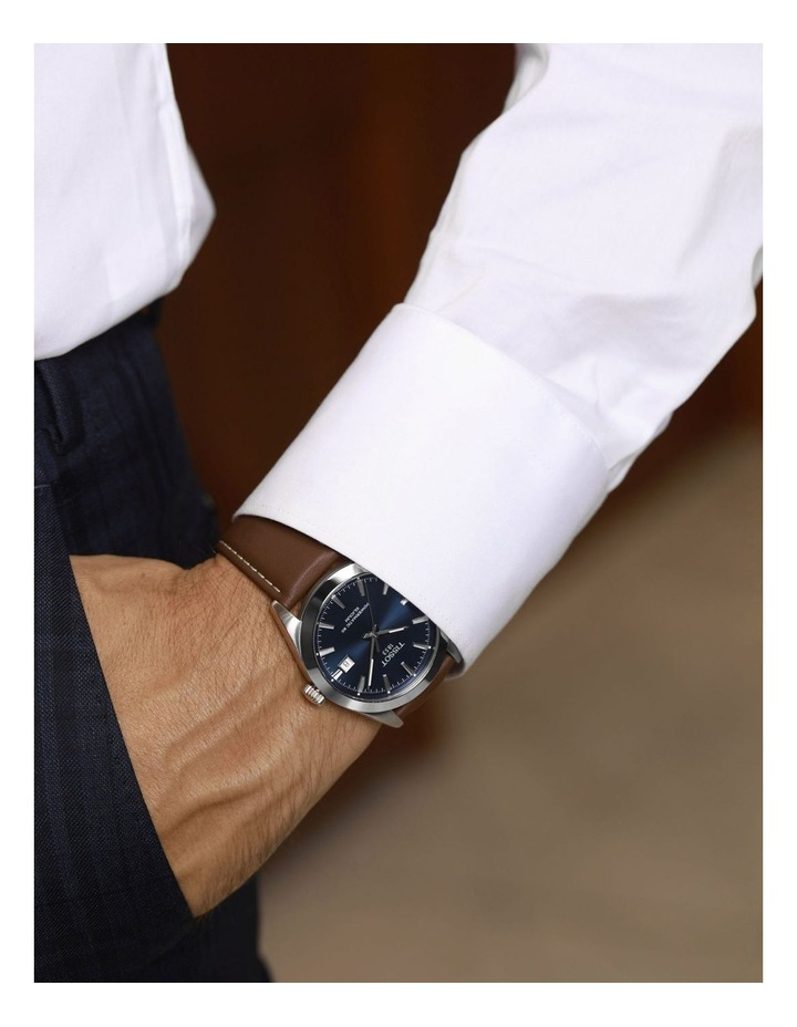 Gentleman Automatic Silicium Watch T127.407.16.041.00 image 2