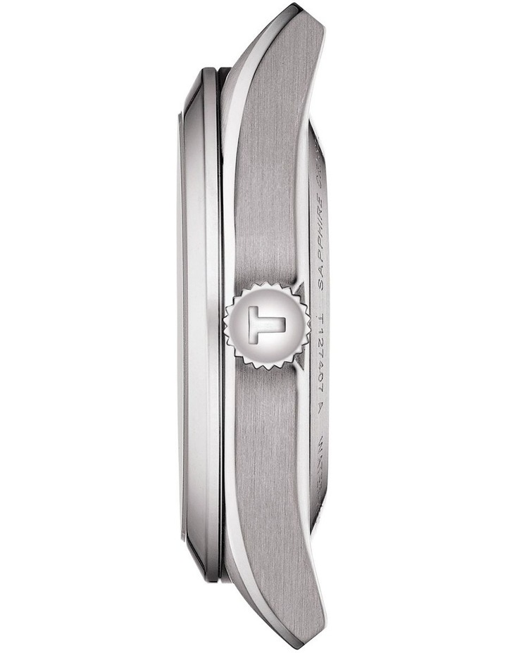 Gentleman Automatic Silicium Watch T127.407.16.041.00 image 3