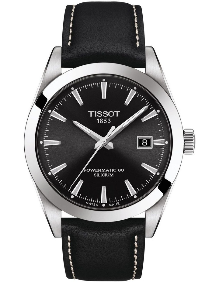 Gentleman Automatic Silicium Watch T127.407.16.051.00 image 1