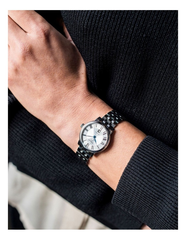 Carson Premium Automatic Lady Watch T122.207.11.033.00 image 2