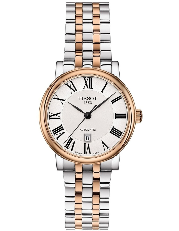 Carson Premium Automatic Lady Watch T122.207.22.033.00 image 1