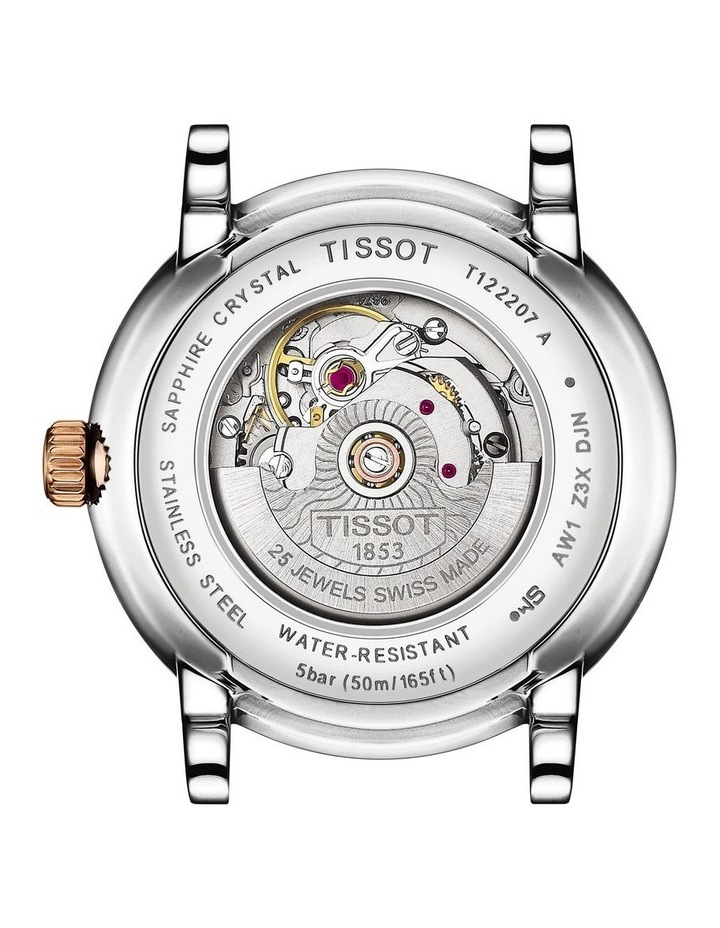 Carson Premium Automatic Lady Watch T122.207.22.033.00 image 2