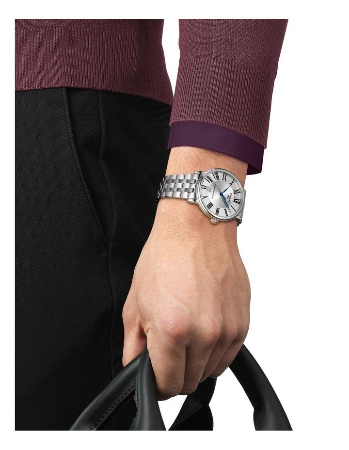 Carson Premium Powermatic 80 Watch T122.407.11.033.00 image 2
