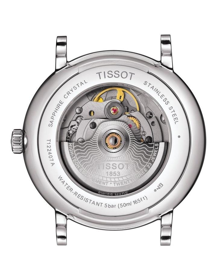 Carson Premium Powermatic 80 Watch T122.407.11.033.00 image 4