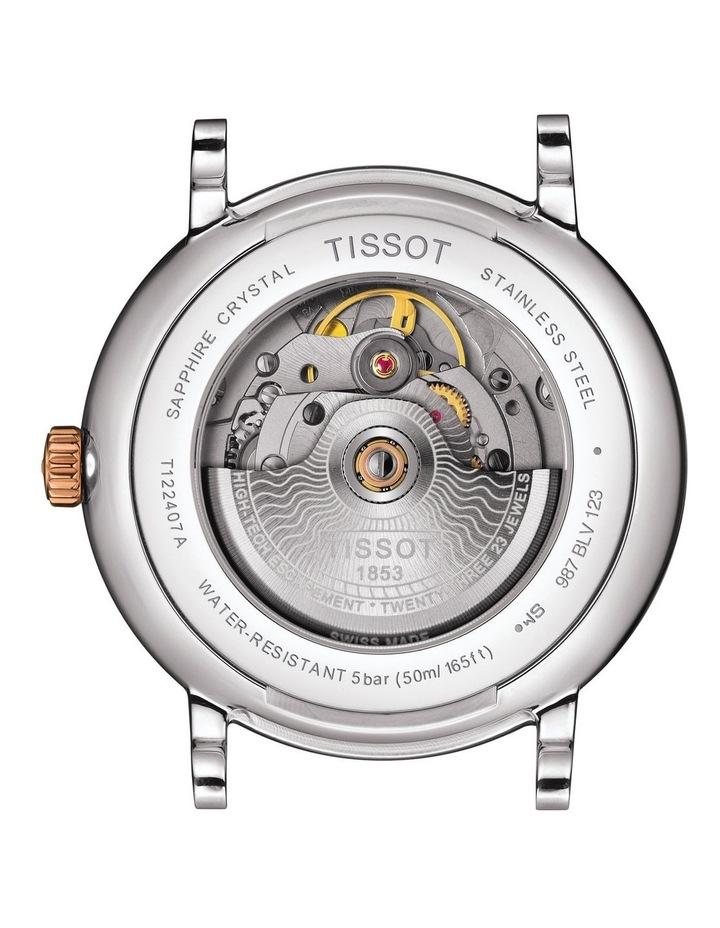 Carson Premium Powermatic 80 Watch T122.407.22.033.00 image 4