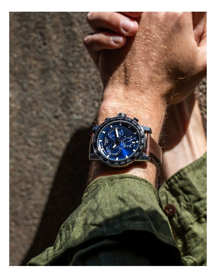 Supersport Chrono Watch T125.617.16.041.00 image 2
