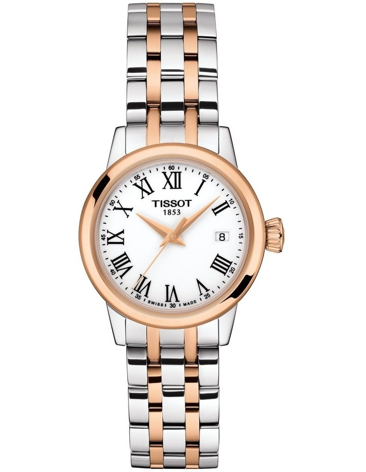 Classic Dream Lady Watch T129.210.22.013.00 image 1