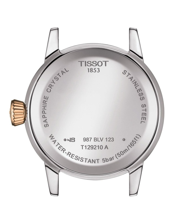 Classic Dream Lady Watch T129.210.22.013.00 image 4