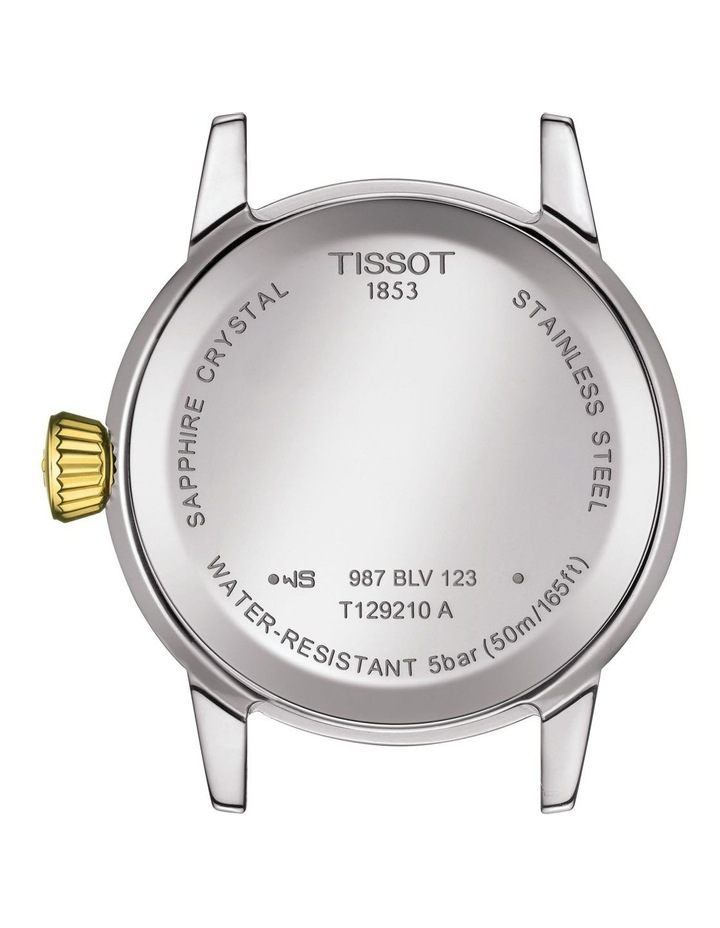 Classic Dream Lady Watch T129.210.22.263.00 image 4