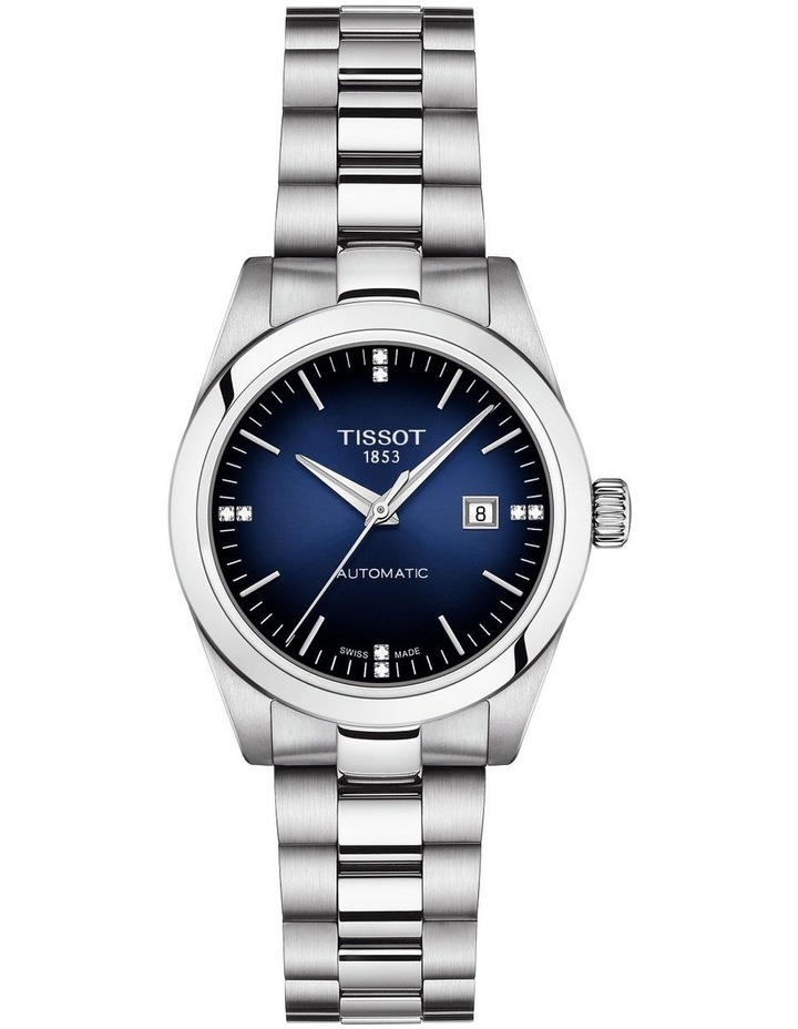 T-My Lady Automatic Blue Stainless Steel Automatic Watch T132.007.11.046.00 image 1