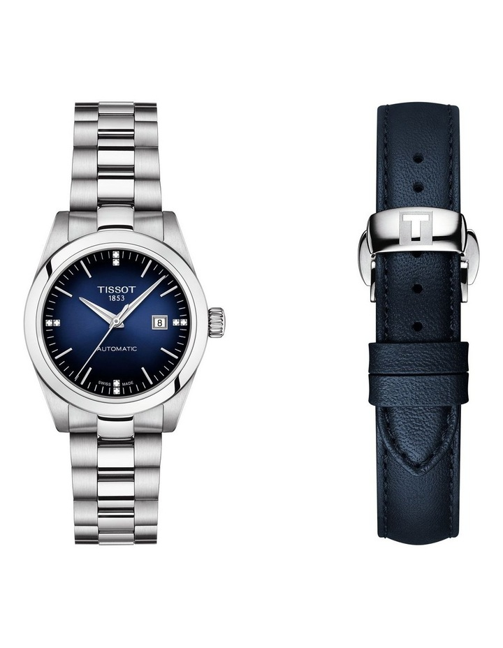 T-My Lady Automatic Blue Stainless Steel Automatic Watch T132.007.11.046.00 image 3